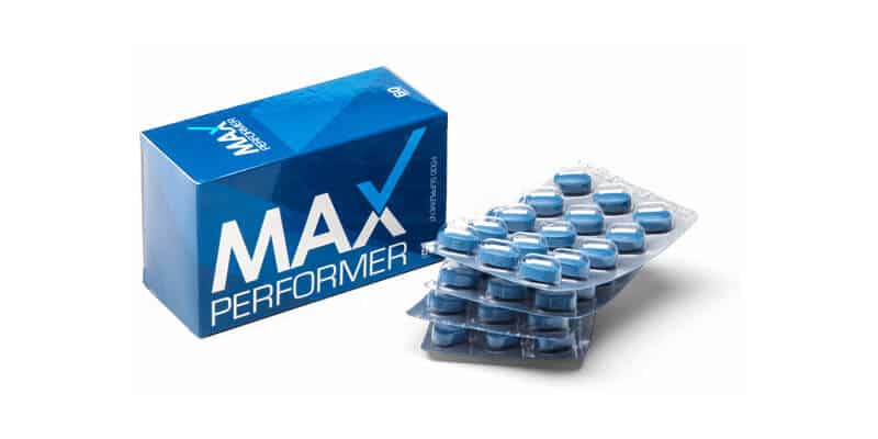 A Full Sex Life With Max Performer!